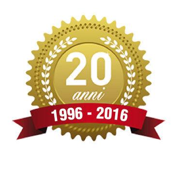 20 Anni di Attività – L'Interno Albano